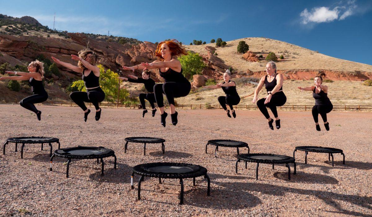 Courir sur un trampoline est-il un bon entraînement running ?